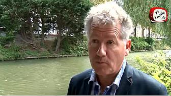 Canal du Midi et Développement Durable : Serge SOULA revient sur  l'évaporation de l'eau et le Réchauffement Climatique #COP21 @TvLocale_fr