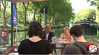 Député Kader ARIF #circo3110 'Le Canal du Midi est un patrimoine à protéger et sauvegarder' @kaderarif #CanalduMidi