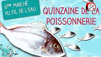 Marché au fil de l'eau : La Quinzaine des Poissonniers, MIN @TlseMetropole #Toulouseaufildelo #cm-Toulouse