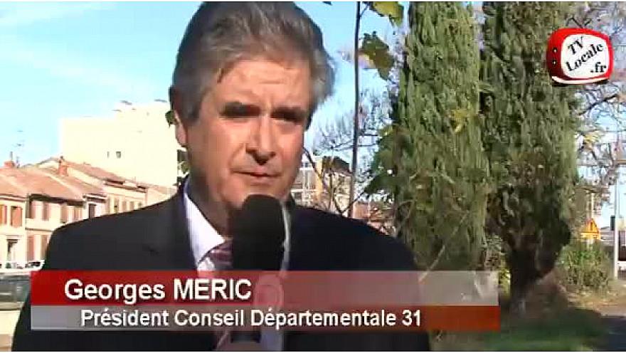 Canal du Midi : Entretien avec @GeorgesMeric Président du Conseil Départemental de la @hautegaronne #TvLocale_fr